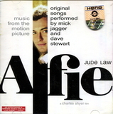 Mick Jagger, Dave Stewart / Alfie - Music From The Motion Picture (RU)(CD)