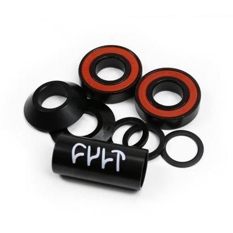 BMX Каретка CULT Mid BB (Black)