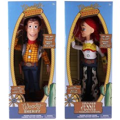История игрушек 3 куклы Вуди и Джесси