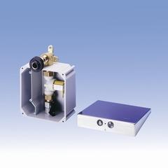 Автоматическое подпотолочное смывное устройство для писсуаров Sanela SLP 11 фото
