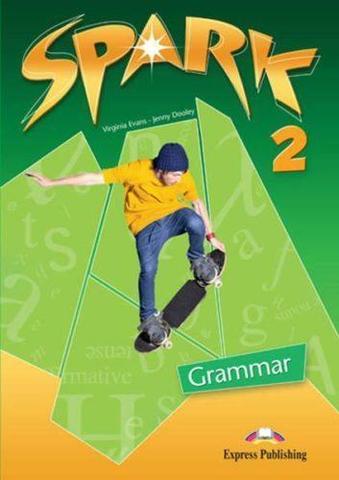 Spark 2 (Monstertrackers). Grammar Book. Грамматика
