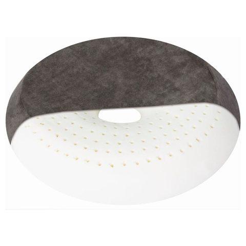 Тривес ТОП-208. Ортопедическая подушка-кольцо на сиденье из латекса