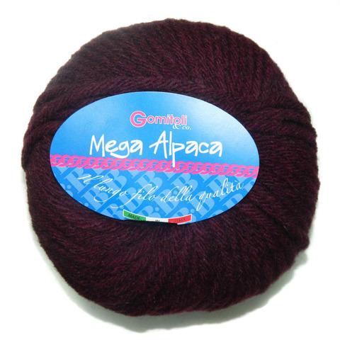 Купить Пряжа BBB Mega Alpaca Код цвета 127 | Интернет-магазин пряжи «Пряха»