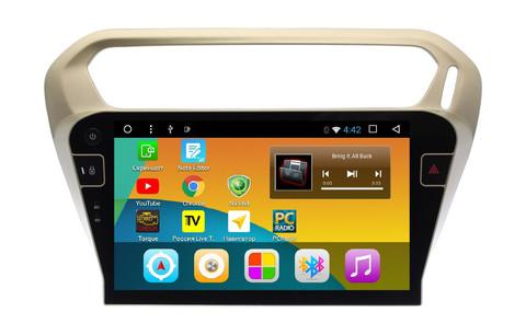 Магнитола CB 3178T8  Peugeot 301/Citroen C-Elysee на Android 8.1