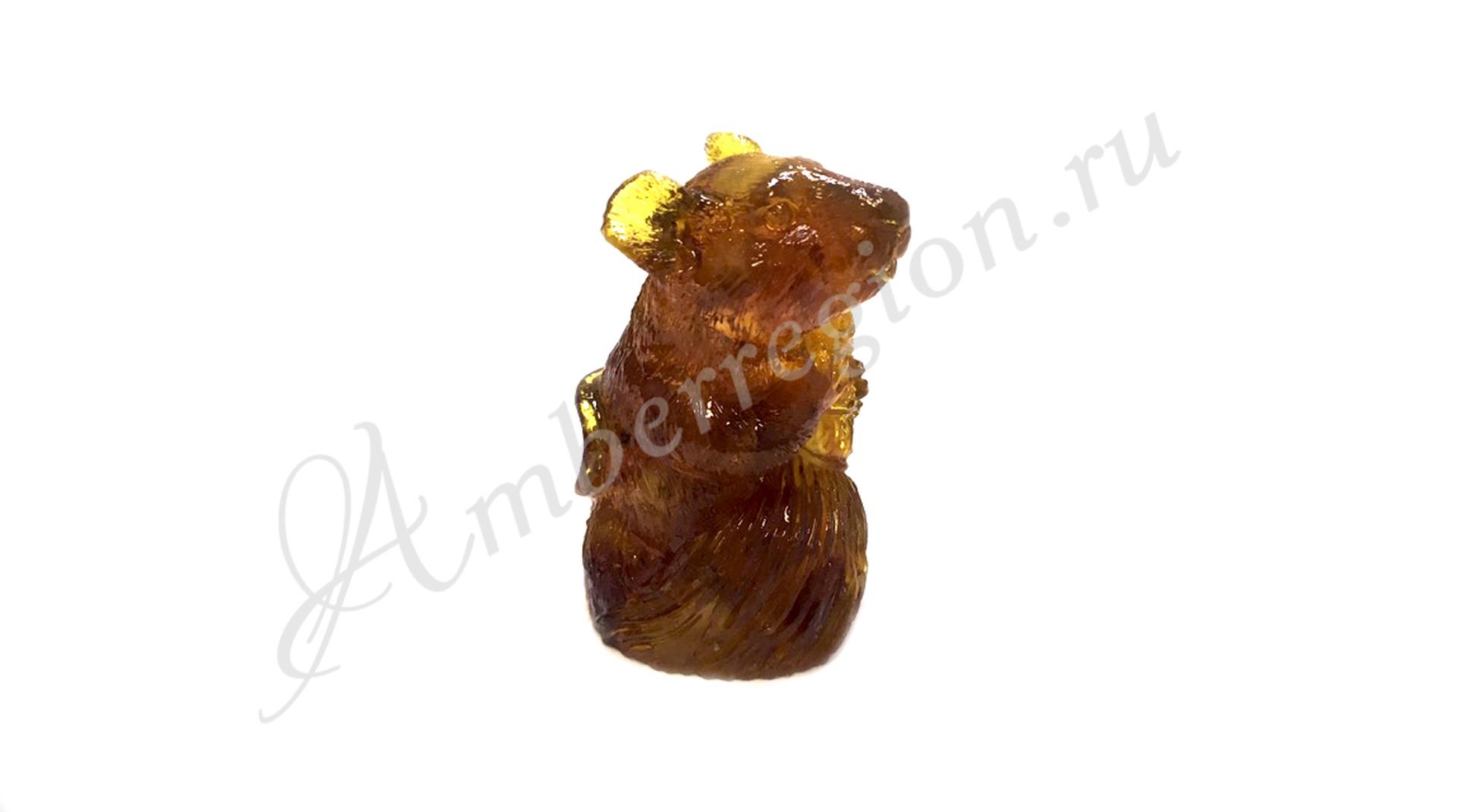 Мышка с веником (10 шт.)