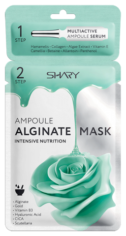 Shary Ампульная альгинатная маска