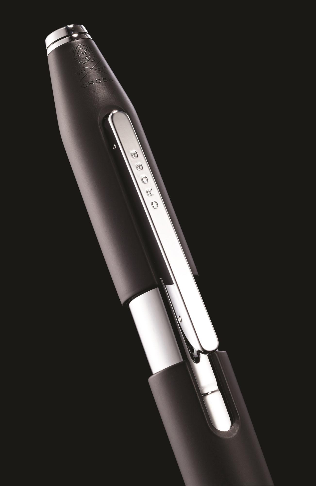 Cross X - Charcoal Black CT, ручка-роллер, M