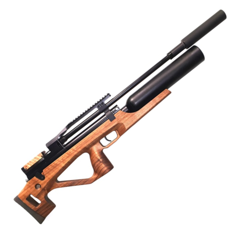 Jæger SP Булл-пап колба 6,35 мм (прямоток, ствол AP 550 мм., полигональный) 316L/AP/B