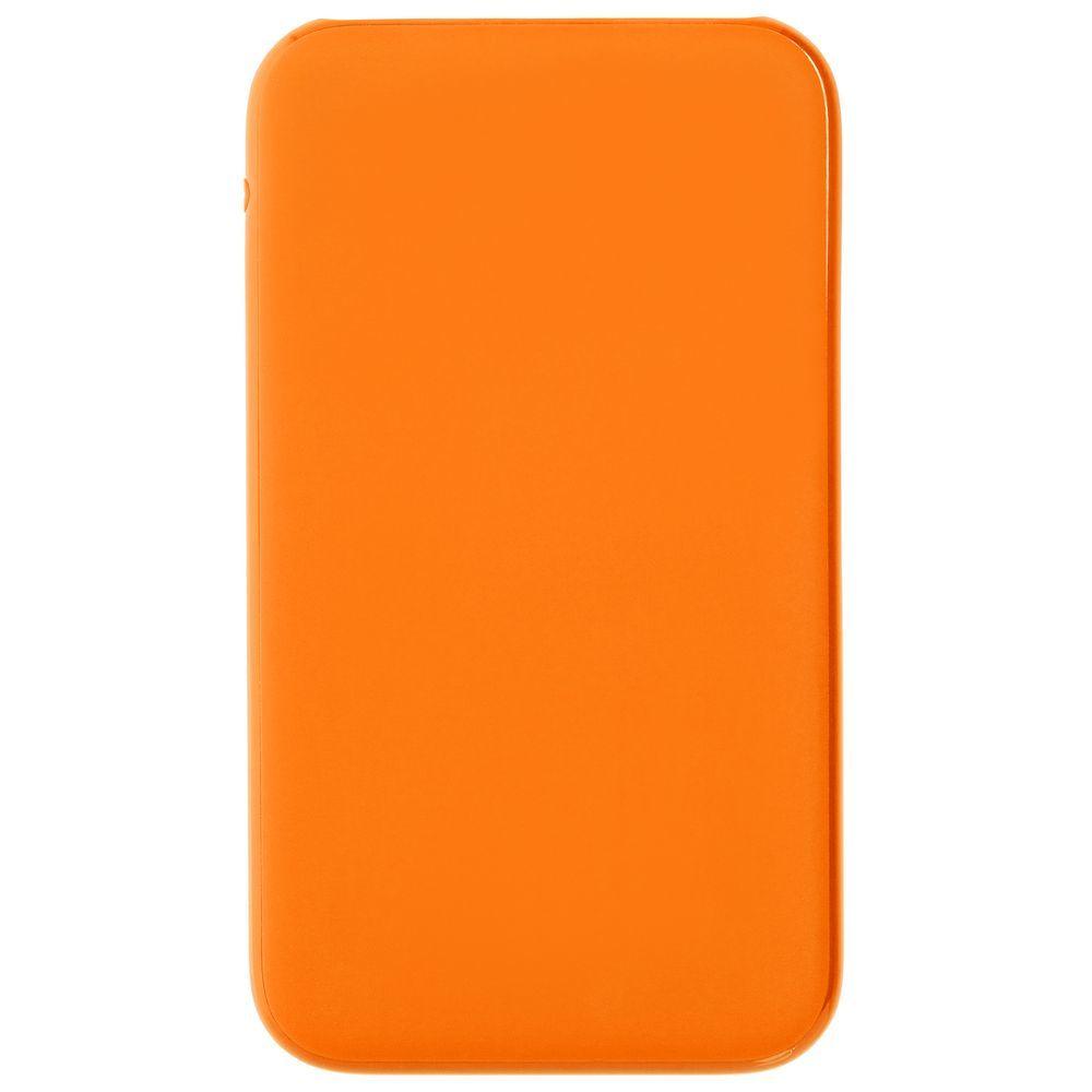 Uniscend Half Day Compact Power Bank 5000 mAh, orange