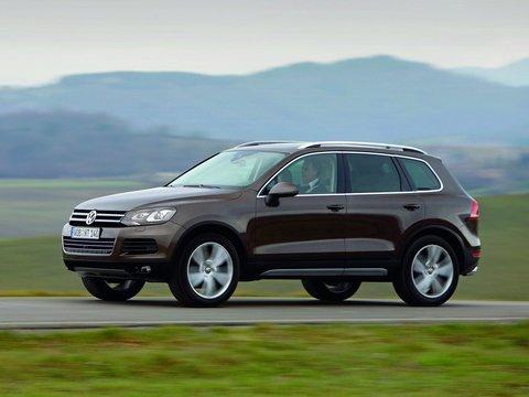 Чехлы на Volkswagen Touareg 2011–2014 г.в.