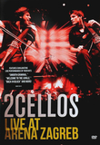 2Cellos / Live At Arena Zagreb (DVD)