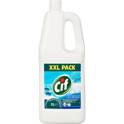 Чистящее средство универсальное CIF Профессионал крем 2л