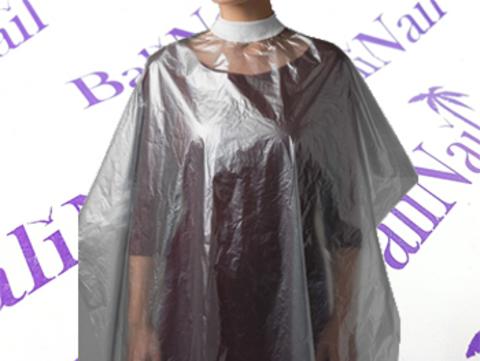 Чистовье, Пеньюар для парикм. работ полиэтилен 160х100, 25 шт
