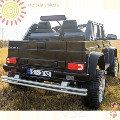 G650 AMG Landaulet