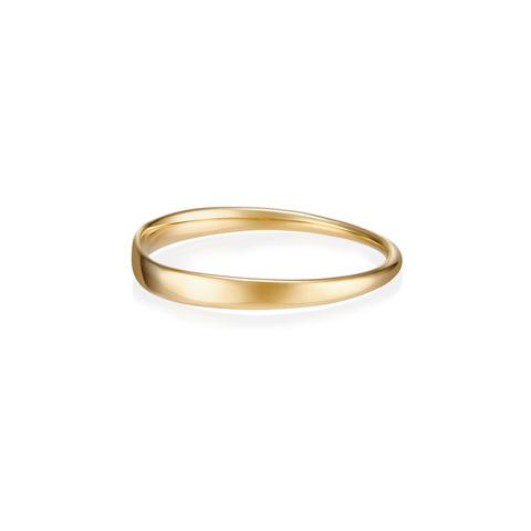Кольцо INKLE (лимонное золото)
