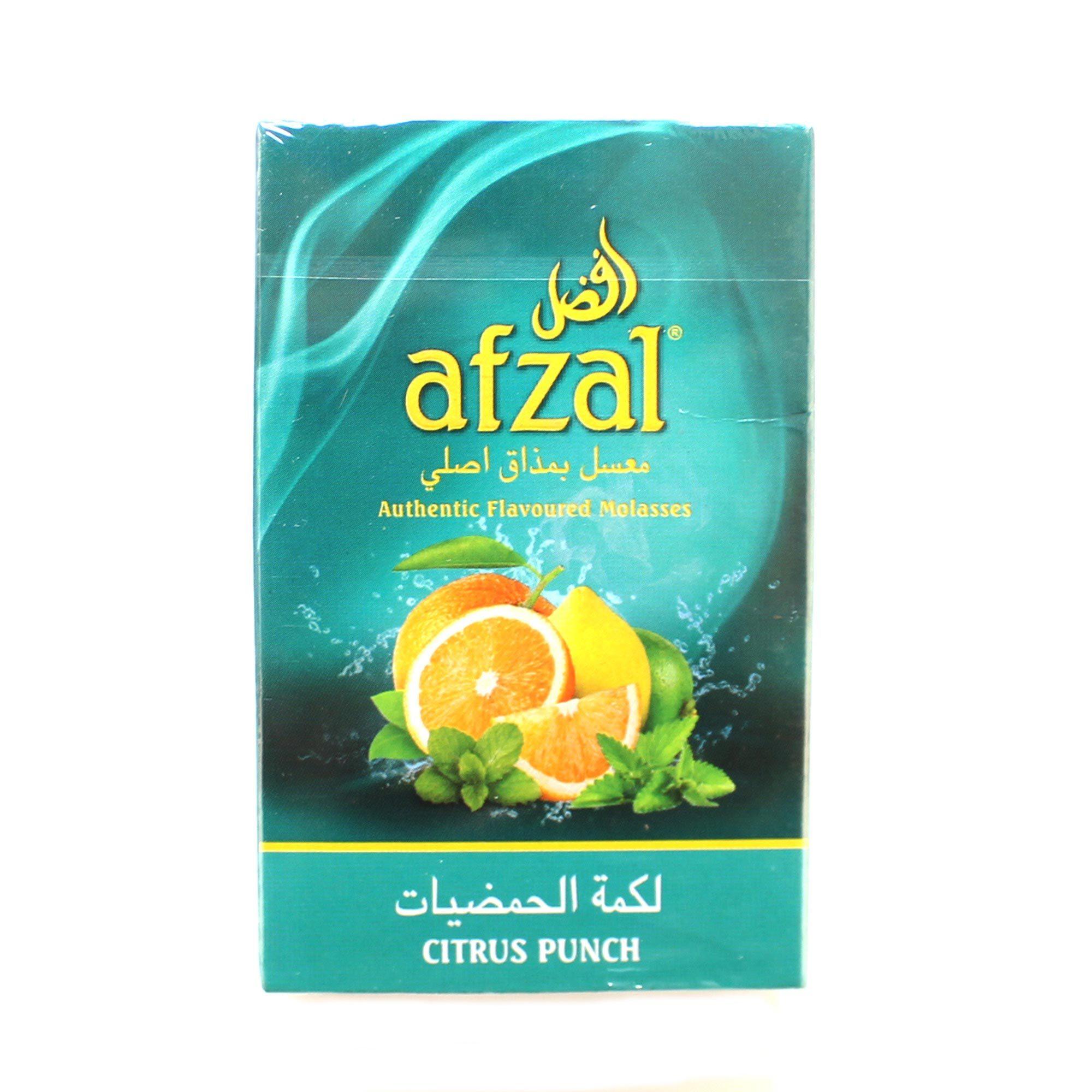 Табак для кальяна Afzal Citrus Punch 50 гр.