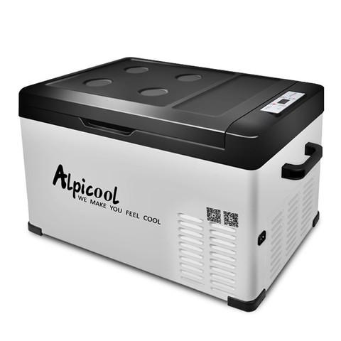 Компрессорный автохолодильник ALPICOOL C30 (30 л.) 12-24-220В