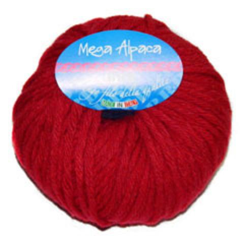 Купить Пряжа BBB Mega Alpaca Код цвета 130 | Интернет-магазин пряжи «Пряха»