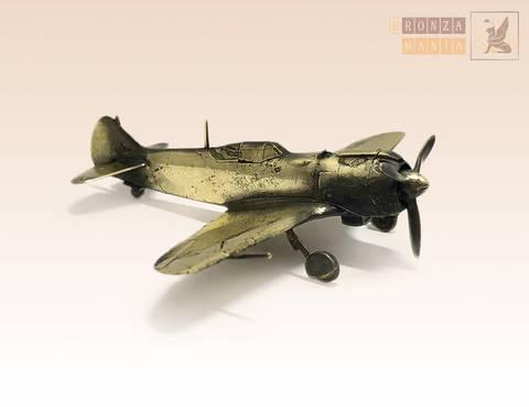 фигурка Самолет истребитель Ла-5ФН (1:144)