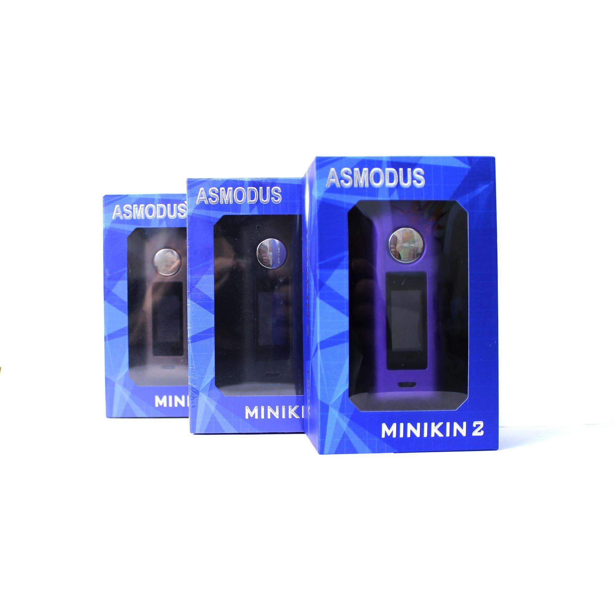 БОКСМОД Asmodus Minikin 2 коробка