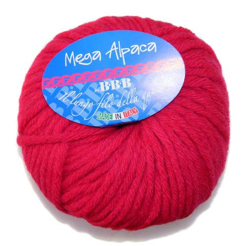 Купить Пряжа BBB Mega Alpaca Код цвета 1374 | Интернет-магазин пряжи «Пряха»
