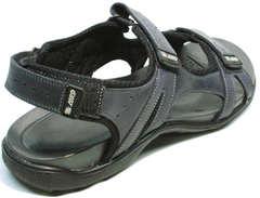 Мужские босоножки сандалии в спортивном стиле Mi Lord 2066EKO Blue.