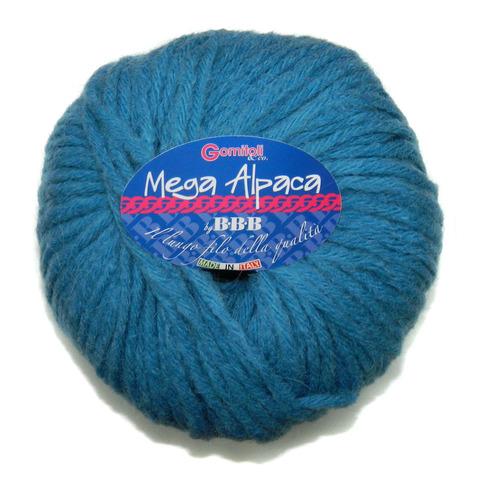 Купить Пряжа BBB Mega Alpaca Код цвета 1375 | Интернет-магазин пряжи «Пряха»