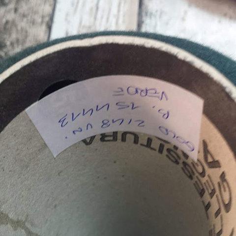 Кашемир с шелком 2/48 BOTTO POALA / GOLD хвойный зеленый