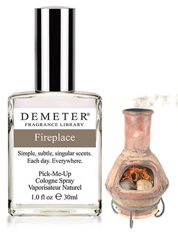 Духи «Камин» от Demeter