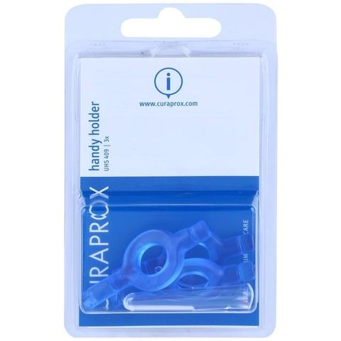 Держатель для зубных ершиков 3 штуки / CURAPROX UHS 409