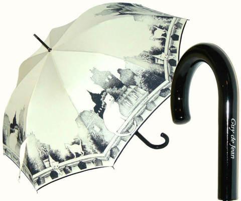 Зонт-трость Guy de Jean CATS