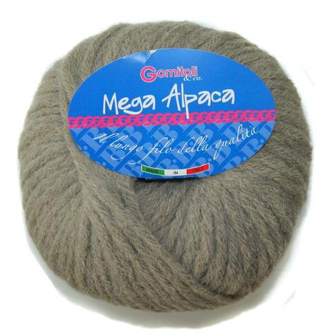 Купить Пряжа BBB Mega Alpaca Код цвета 143 | Интернет-магазин пряжи «Пряха»