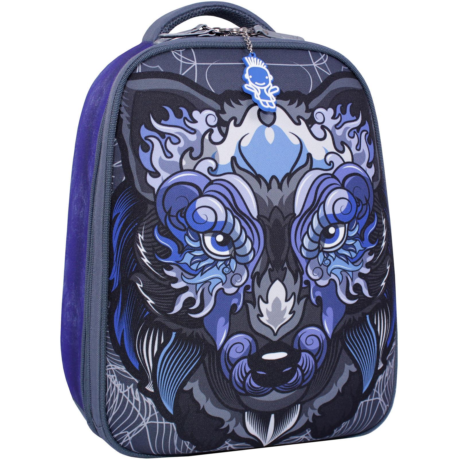 Школьные рюкзаки Рюкзак Bagland Turtle 17 л. сiрий 506 (0013466) IMG_2335_суб.506_.JPG