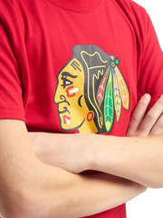 Футболка NHL Chicago Blackhawks (подростковая)