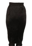 Юбка из шерсти и вискозы D'EXTERIOR