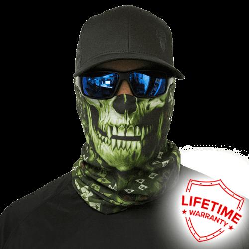 SA Company Бандана-труба с черепом SA Verduous Skull Verduous_Skull.png