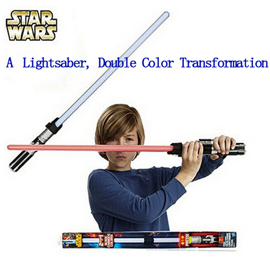 Ultimate FX Lightsaber - Double Color