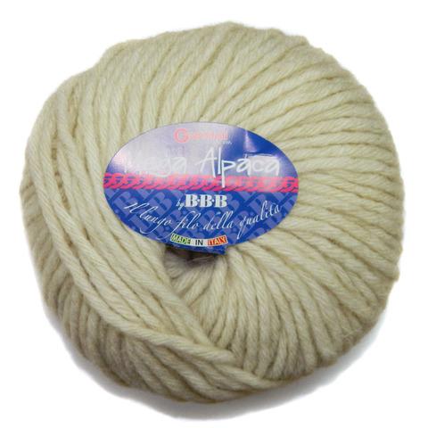 Купить Пряжа BBB Mega Alpaca Код цвета 150 | Интернет-магазин пряжи «Пряха»