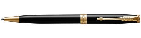 Шариковая ручка Parker Sonnet Lacquer Deep Black GT123