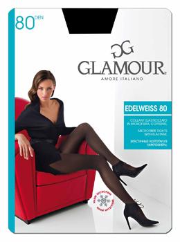 Колготки Glamour Edelweiss 80