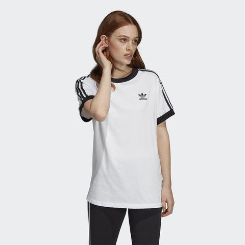Футболка женская adidas ORIGINALS 3-STRIPES