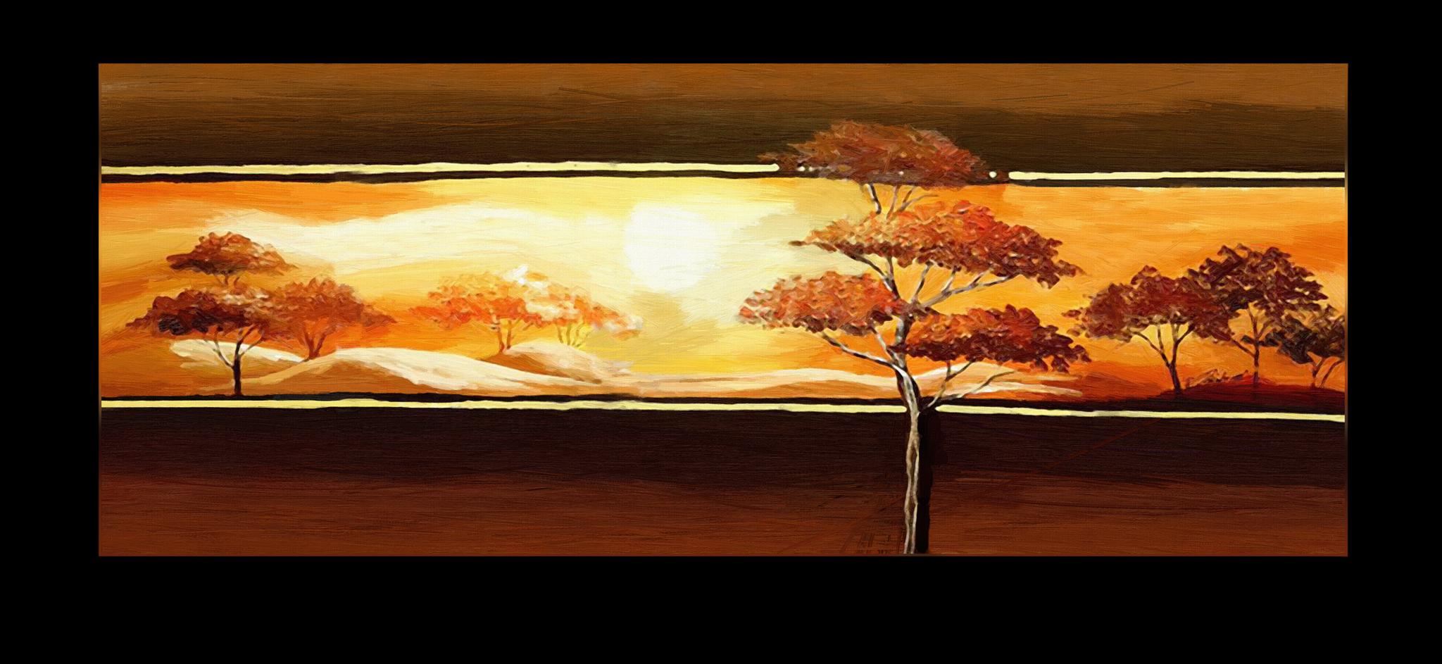 """Постеры Постер """"Деревья в пустыне"""" П322.png"""