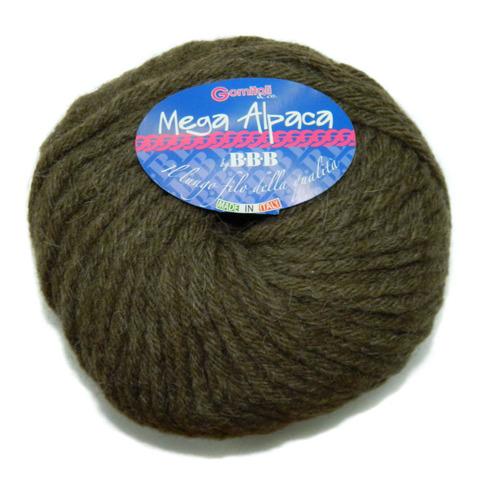 Купить Пряжа BBB Mega Alpaca Код цвета 180 | Интернет-магазин пряжи «Пряха»