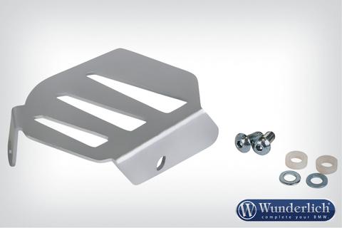 Защита выпускного клапана BMW R1200GS LC/GSA LC/R LC серебро