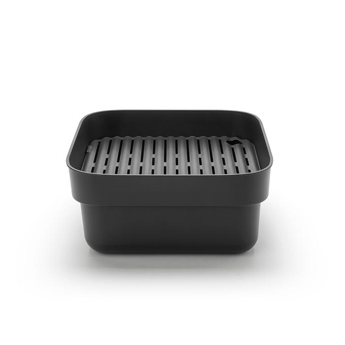 Емкость для мытья посуды, Темно-серый, арт. 302664 - фото 1