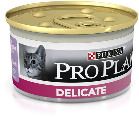Purina Pro Plan Delicate feline canned (0.085 кг) 1 шт.