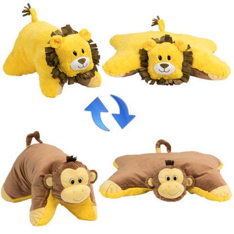 Подушка Вывернушка 2в1