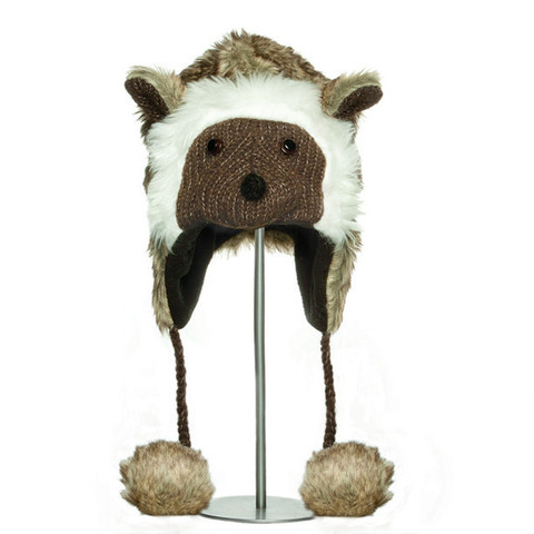 Картинка шапка с ушами Knitwits Herman the Hedgehog