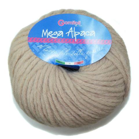 Купить Пряжа BBB Mega Alpaca Код цвета 205 | Интернет-магазин пряжи «Пряха»