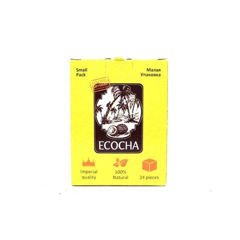 Уголь Ecocha (24шт/уп)